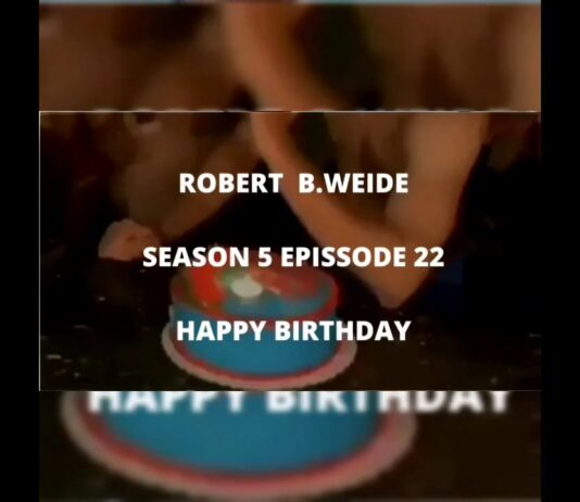 Robert B.Weide Season 5 Episode 22